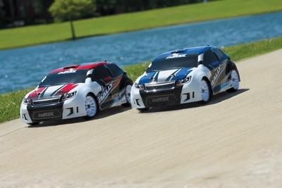 LaTrax 1:18 Rally 4WD Rally Car